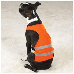Guardian Gear Safety Vest for Dogs Orange Small