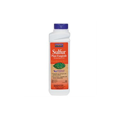 Bonide Products 141 Sulfur Plant Fungicide Dust Or Spray