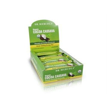 Dr. Mercola: Cocoa Cassava Box (12 bars per box)