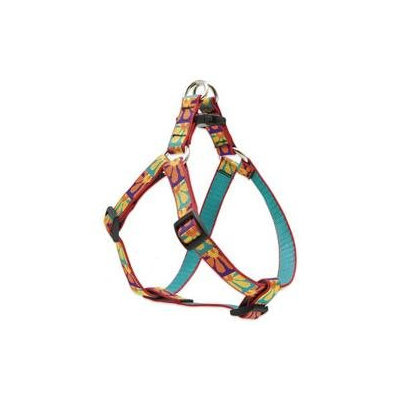 Lupine Pet 746889310457 Crazy Daisy 20 In-30 In. Step In Harness