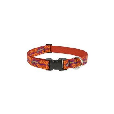 Lupine Go Go Gecko Adjustable Collar