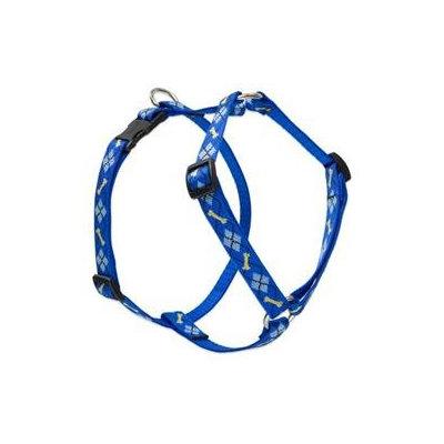 Lupine Pet Lupine 41808 .75 in. Dapper Dog 20 in. 32 in. Roman Dog Harness
