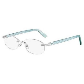 Cartier Rimless with Platinum Finish Prescription Ready Eyeglasses T8100924