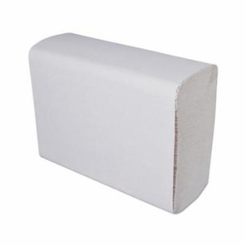 GEN 1-Ply Multi-Fold Paper Towels, White, 250 count