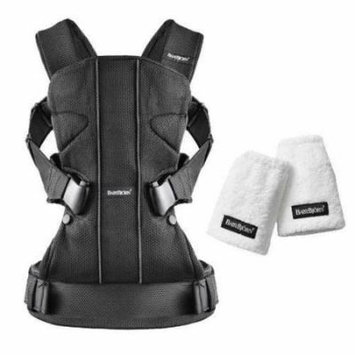 Baby Bjorn 093094USK Baby Carrier One With Teething Pads - Denim Gray