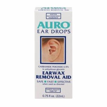 AURO EAR WAX RMVR 0.75OZ TUBE 24