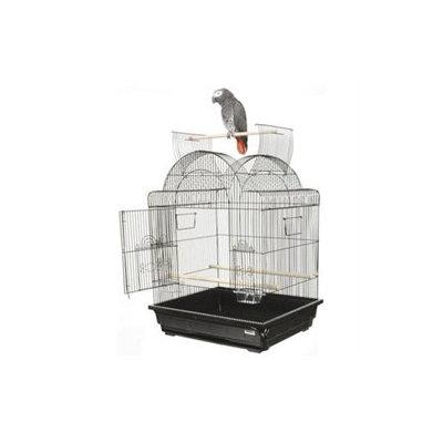 A & E Cage Co. Victorian Open Top Bird Cage