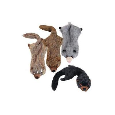 Grriggles Unstuffies Dog Toy Possom