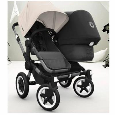 Bugaboo Donkey Extendable Sun Canopy - Off White