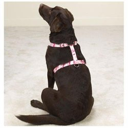 Guardian Gear Camo Dog Harness 14 to 20in Black