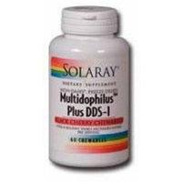 Multidophilus Plus DDS-1 Black Cherry Solaray 60 Chewable
