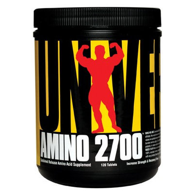 Universal Amino 2700 120TB