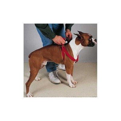 Pet Pals TP817 09 83 Guardian Gear 2-Step Harness 9-15 In Red