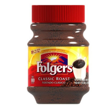 Folgers Classic Roast Instant Coffee 12-oz.