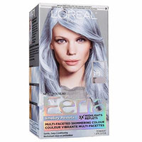 L'Oreal Paris Hair Color Feria Pastels Dye, Smokey Blue P1