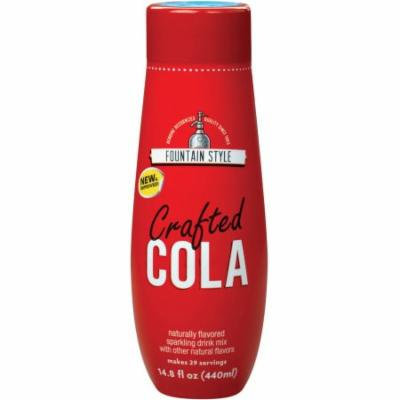 SodaStream Fountain Style Cola Sparkling Drink Mix, 440ml