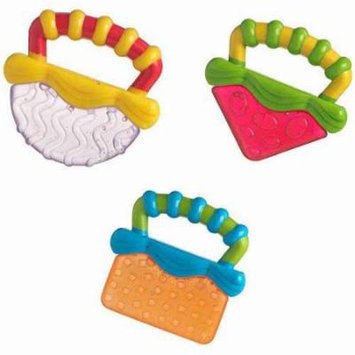Playgro Tropical Teether, 3 Assorted
