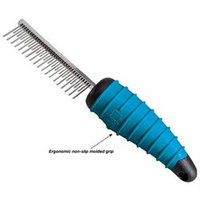 Master Grooming Tools Ergonomic Medium 37 Teeth Shedding Comb