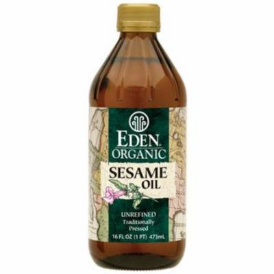 Eden Organic Sesame Oil, 16 fl oz
