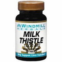 Windmill Milk Thistle 1000 Mg Tablets - 30 Ea