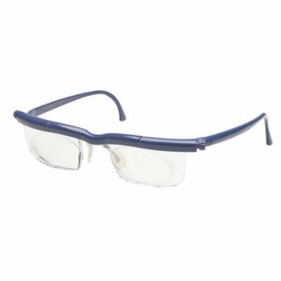 Adlens EM02-BU Adjustables Blue Frame With Clear Alvarez Lens