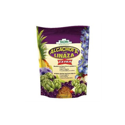 Alcachofa con linaza's bag of artichoke with flax seed extra (15 oz.) by Tadin