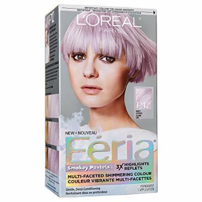 L'Oreal Paris Hair Color Feria Pastels Dye, Smokey Lavender