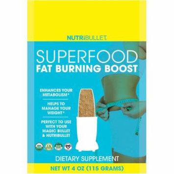 NutriBullet Superfood Fat Burning Boost