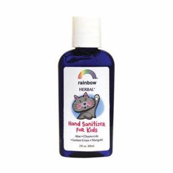 Rainbow Research Organic Herbal Hand Sanitizer For Kids, Original Scent - 2 Oz
