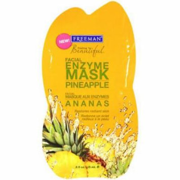 Freeman Pineapple Facial Enzyme Mask - 0.5 Oz