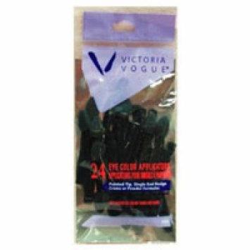 Victoria Vogue Eye Shadow Applicators - 6 Ea