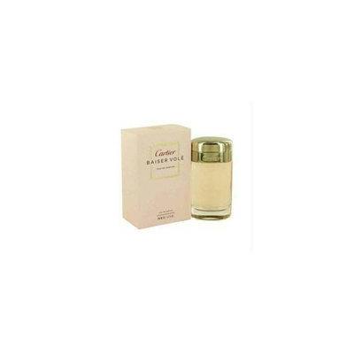 Cartier Baiser Vole by  Eau De Parfum Spray 1. 7 oz