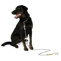 Aspen Pet Booda Aspen Pet 82326 26 x 3mm Heavy Weight Mighty Link Chain Collar