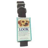 Petmate Aspen Pet 15460 16-inch x 5/8-inch Nylon Dog Collars - Black