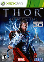 Sega Thor  God of Thunder