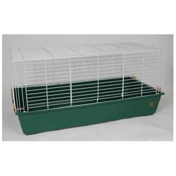 Prevue Animal Tubby Extra Large Green Pet Cage