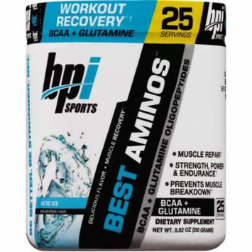 BPI Sports Arctic Ice Best Aminos Dietary Supplement Powder, 8.82 oz