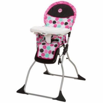 Disney Simple Fold Plus High Chair, Minnie Dottie