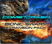 Sony Computer Entertainment Comet Crash: Bionic Swarm DLC