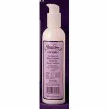 Bath Scents-Shalom Myrrh Skin Drench Hand & Body Lotion-4 Oz (Pack Of 6 W/1 Free)
