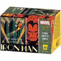 Marvel Iron Man Stark French Roast Single Serve Coffee, 3.5 oz