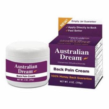Australian Dream Back Pain Cream - 2 oz