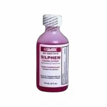Silarx Silphen Cough Syrup, Old Formula - 4 Oz