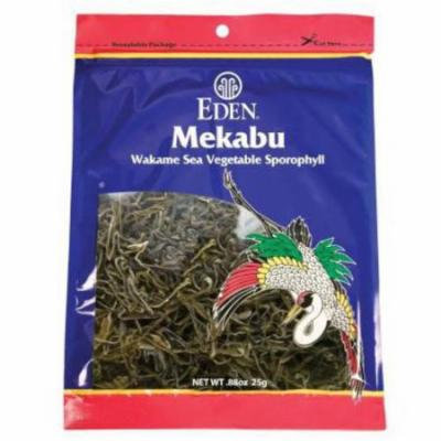 Eden Mekabu Wakame - wild, .88 Ounce (Pack of 3)