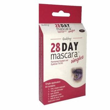 GODEFROY 28 Day Mascara Singles Black