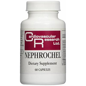 Cardiovascular Research Nephrochel Tablets, 60 Count