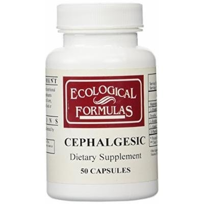 Cardiovascular Research Cephalgesic Tablets, 50 Count
