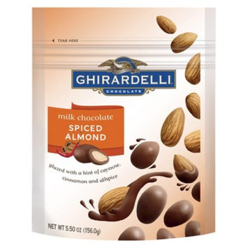 Ghirardelli Chocolates Milk Chocolate Spice Almond