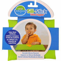 Neat Solutions Sili-Stick Silicone Reusable Placemat, BPA-Free, Green