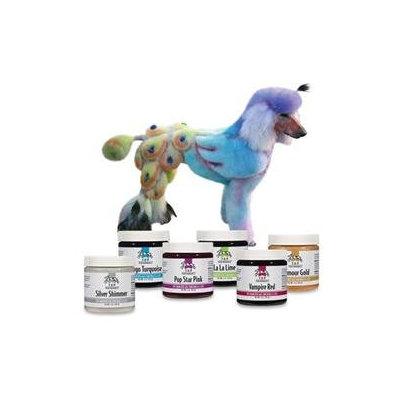 Pet Pals TP6128 87 Top Performance Hair Dye Gel 4oz Silver Shimmer